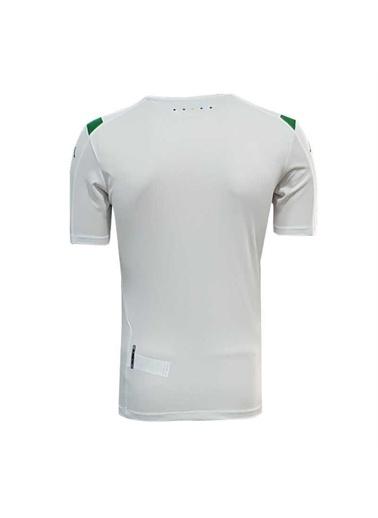 Kappa Erkek Bursaspor T-Shirt Abou  Beyaz